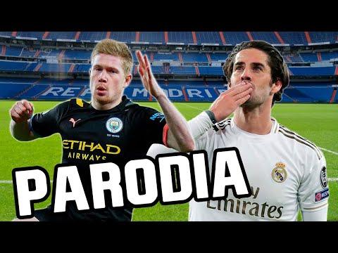 Canción Real Madrid vs Manchester City 1-2 (Parodia Anuel AA – Keii )