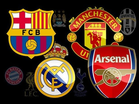 Top richest football clubs 2019  (2007-2019)