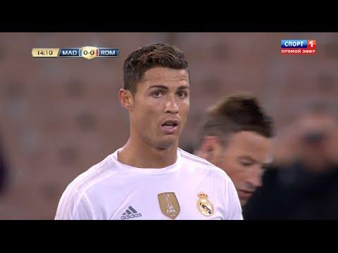 Cristiano Ronaldo vs A.S Roma (H) 15-16 HD 1080i By AshStudio7