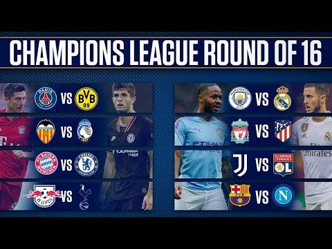 CHAMPIONS LEAGUE DRAW PREDICTION | LIVERPOOL vs ATLETICO | REAL MADRID vs MAN CITY