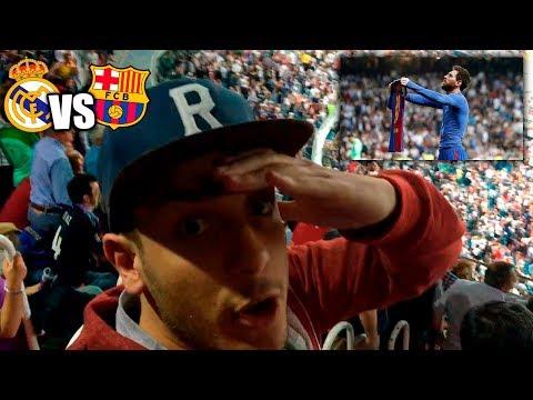 UN CULÉ EN EL BERNABEU – Madrid vs Barcelona [Robert PG]