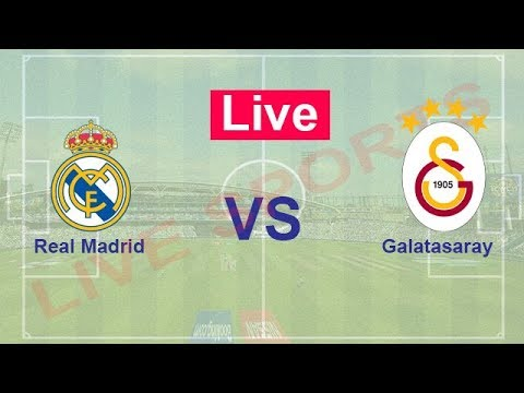 Real Madrid vs Galatasaray EUROPE CHAMPIONS LEAGUE 2019-2020 Live  streaming