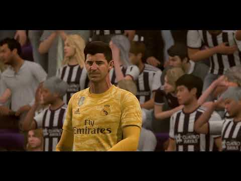 Valladolid vs Real Madrid Live FIFA 20 Score Predicting NOT A STREAM