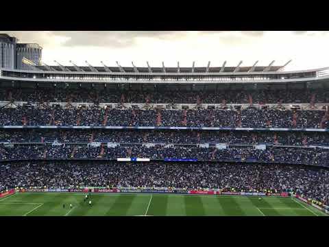 Hala Madrid (y nada mas) – Real Madrid vs. Bayern Munich – 2018/05/01 – Full Song