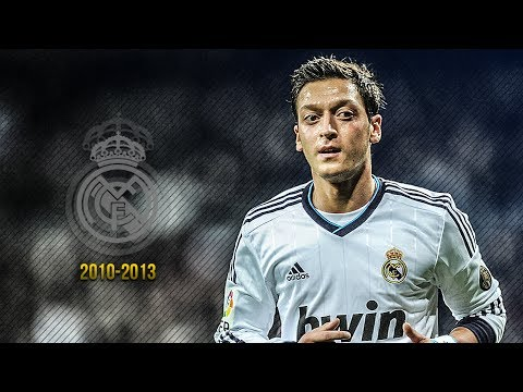 Mesut Özil – The Silent Wizard ● Real Madrid 2010-2013 ● HD
