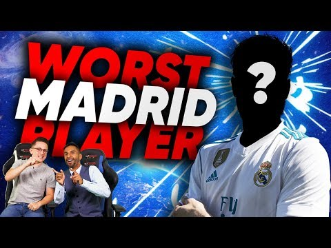 The WORST Real Madrid Player Ever Was… | BOBBY SEAGULL vs CHRIS HAMILL | #SWTheChampions2
