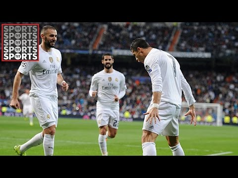 Barcelona vs Real Madrid 2016 Madrid Tactics