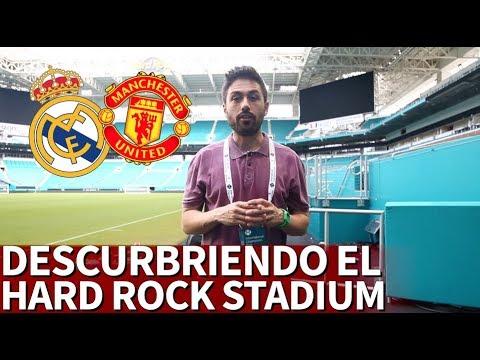 Real Madrid – M.United | Así es el Hard Rock Stadium (Miami Dolphins) | Diario AS